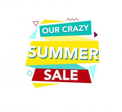 Crazy Summer Sale